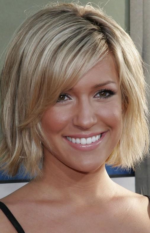 Kristin Cavallari Short Hairstyle: Cute Bob