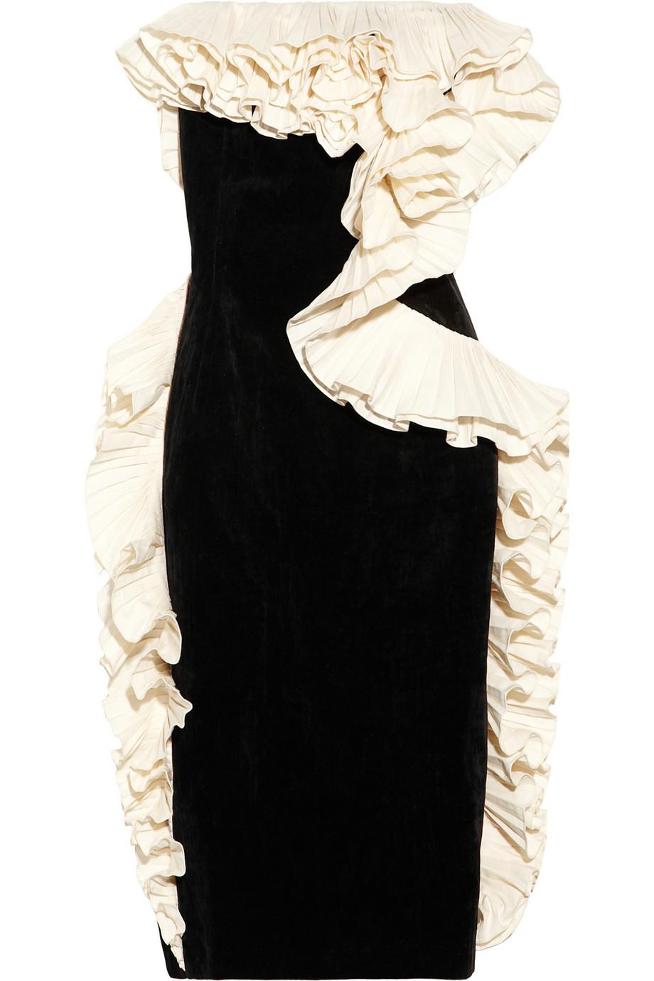 Lavin Velvet dress