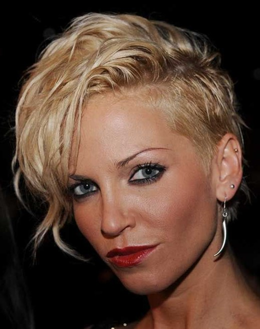 Layered Asymmetrical Short Haircut for 2014