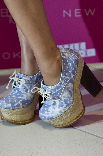 Leigh-Anne Pinnock's Ankle boots