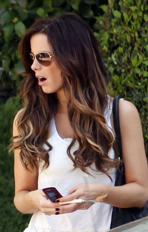 27 Stylish Short Amp Long Ombre Hair For 2014 Pretty Designs