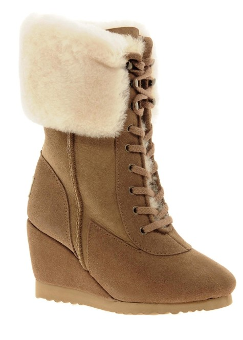 Love From Australia Nova II Wedge Boots