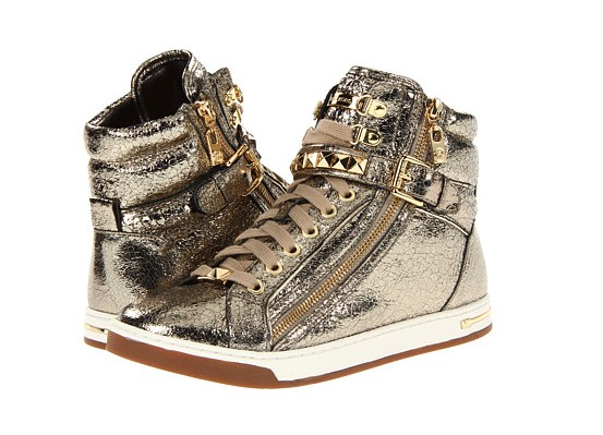 MICHAEL Michael Kors Glam Studded High Top
