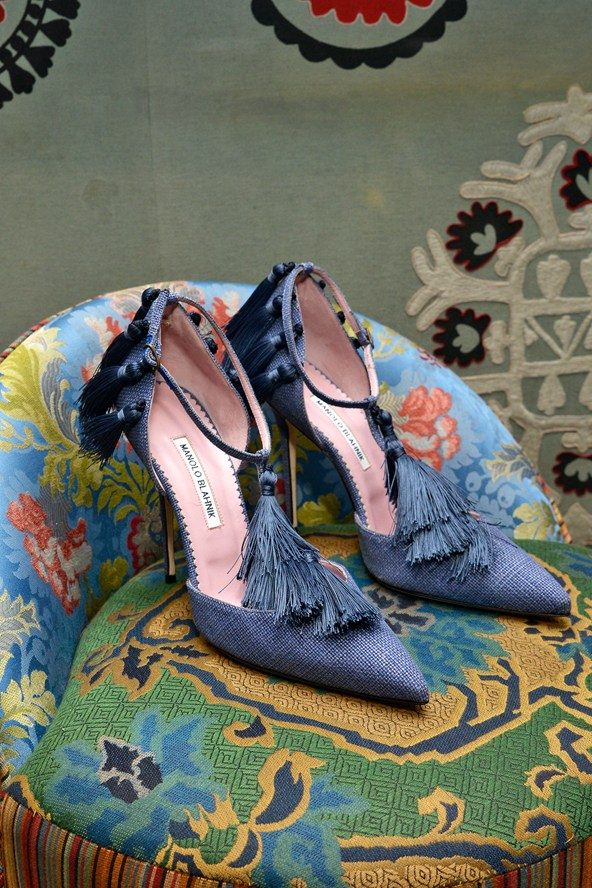 Women's Spring Shoes 2014 - Manolo Blahnik Shoes