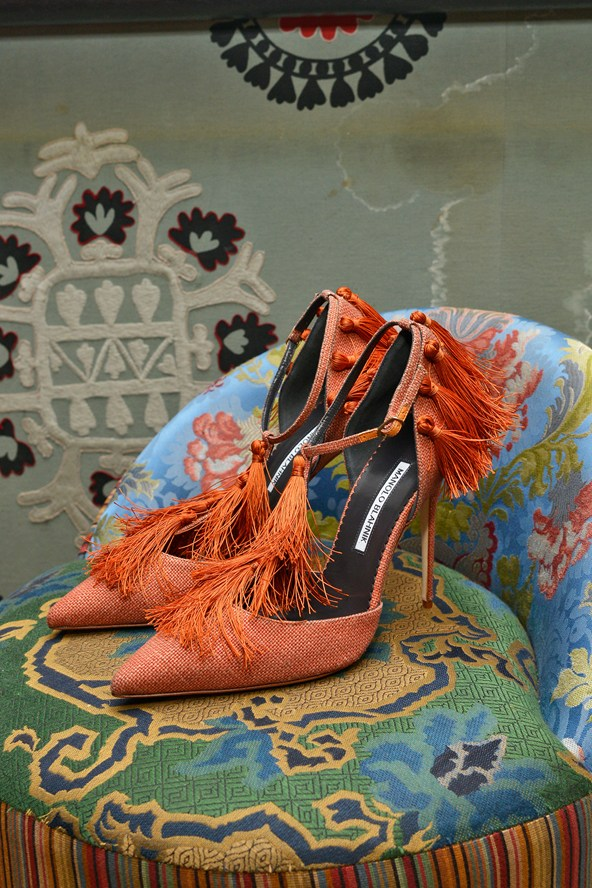 Summer Shoes for Women - Manolo Blahnik Shoes