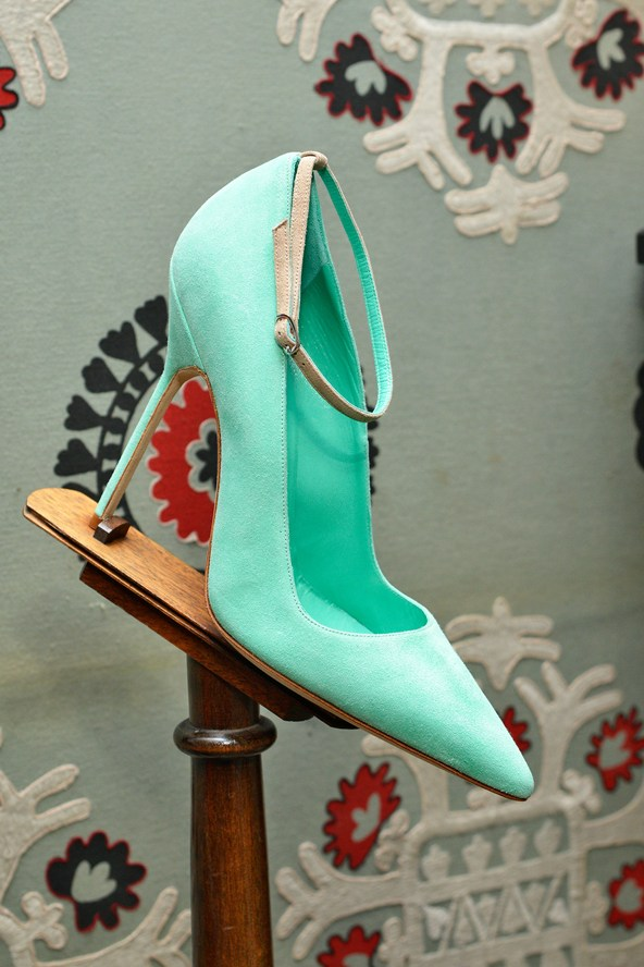 Manolo Blahnik Shoes for Spring /Summer 2014