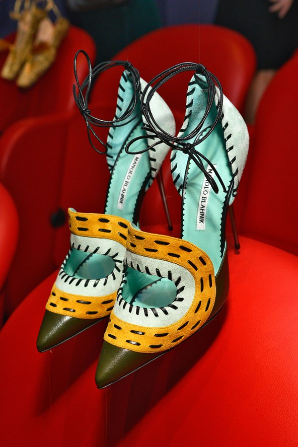 Manolo Blahnik Shoes for Spring Summer 2014 2