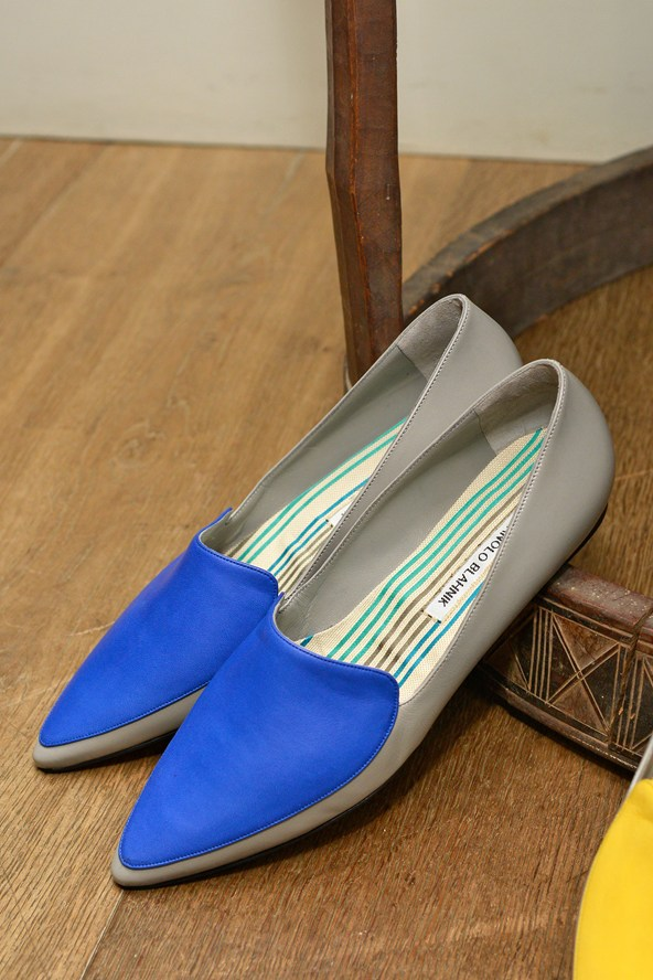 Relaxed Shoes for Spring - Manolo Blahnik Shoes