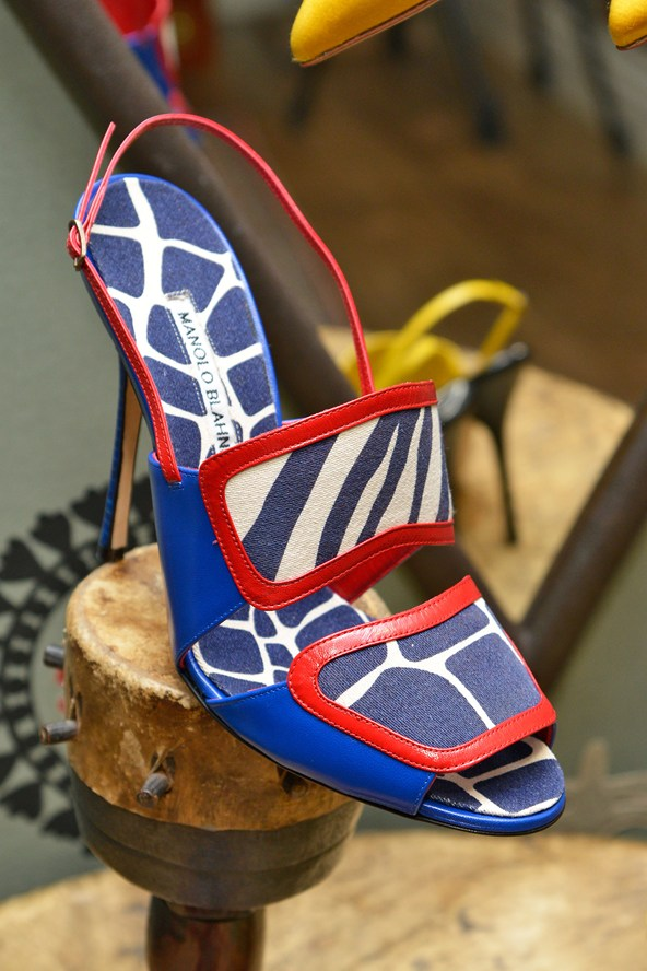Cool Manolo Blahnik Shoes for Summer