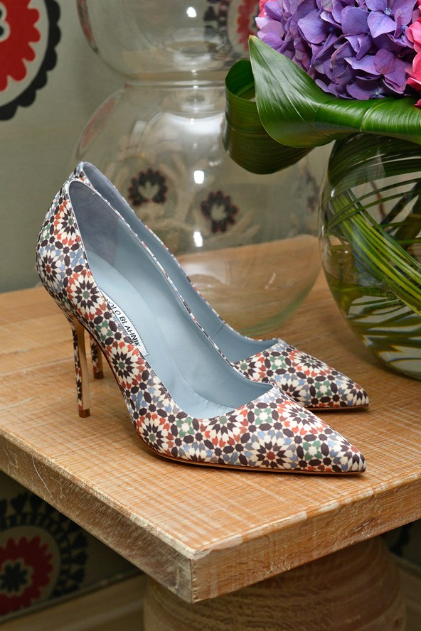 Wedding Shoes for 2014 - Manolo Blahnik Shoes