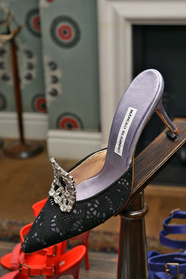 Manolo Blahnik Shoes for Summer