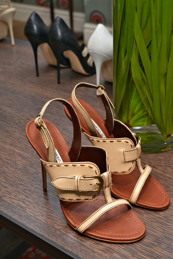Popular Summer Shoes for Women - Manolo Blahnik Shoes