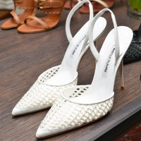 Beautiful Summer Shoes for Women - Manolo Blahnik Shoes