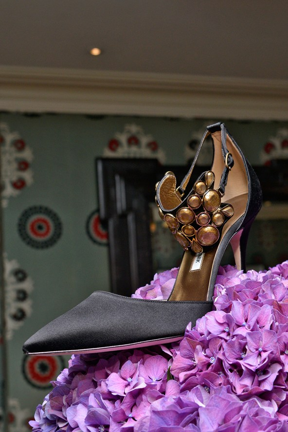 Spring Wedding Shoes - Manolo Blahnik Shoes 2014