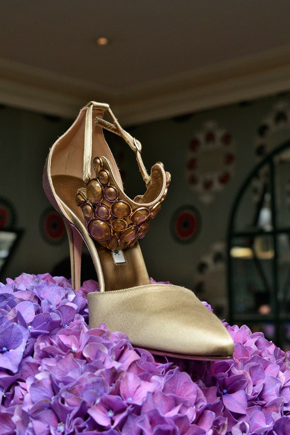 Wedding Shoes for Summer - Manolo Blahnik Shoes