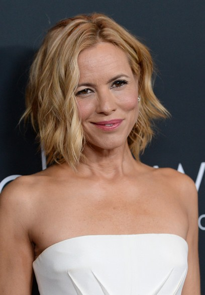 Maria Bello haircut