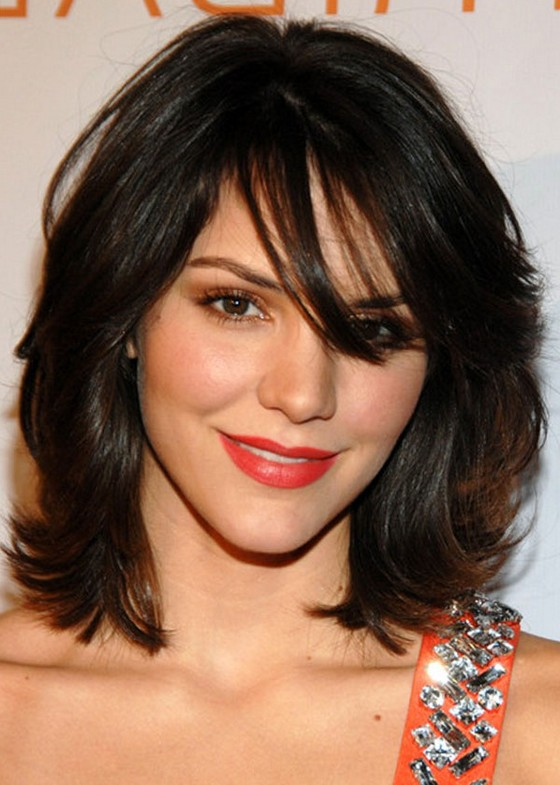 Cool Short Wavy Hairstyles Brunette Imagesindigobloomdesigns Short Hairstyles Gunalazisus