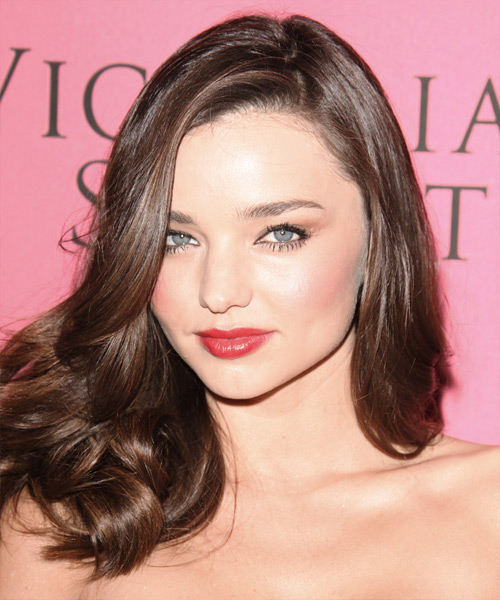 Miranda-Kerr Medium hairstyle