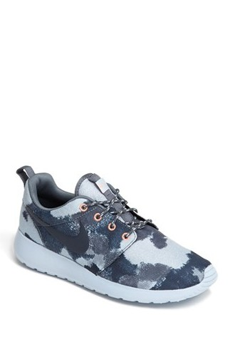NIKI ROSE RUN print sneaker