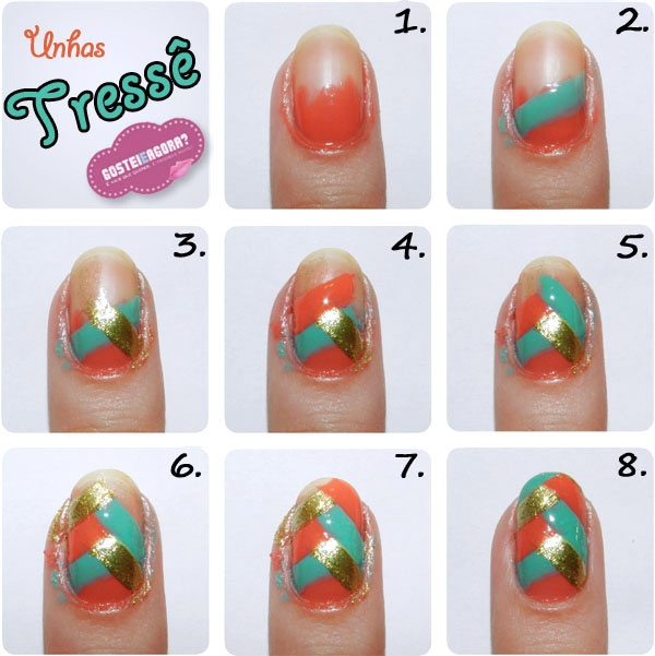 22 easy nail tutorials nail art tutorials pretty designs nail diy nails tutorials prinsesfo Choice Image