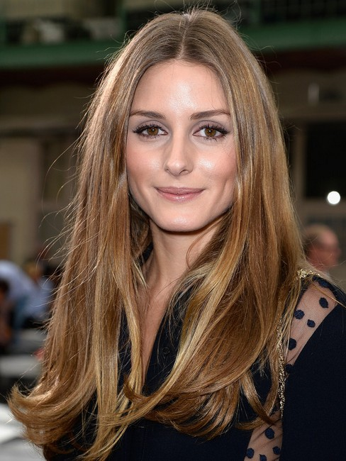 Tremendous Olivia Palermo Hairstyles 2014 Straight Long Hair Cuts Pretty Short Hairstyles Gunalazisus