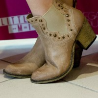 Perrie Edwards' Ankle boots