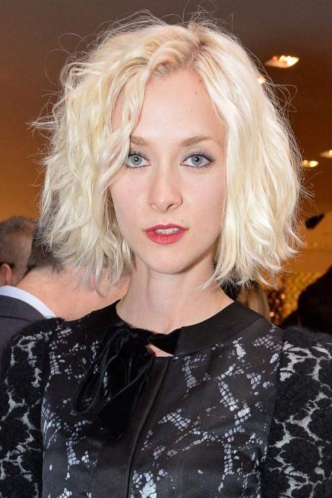 PortiaFreeman's short hairstyle