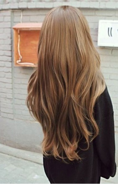 6 really long hairstyles pretty designs