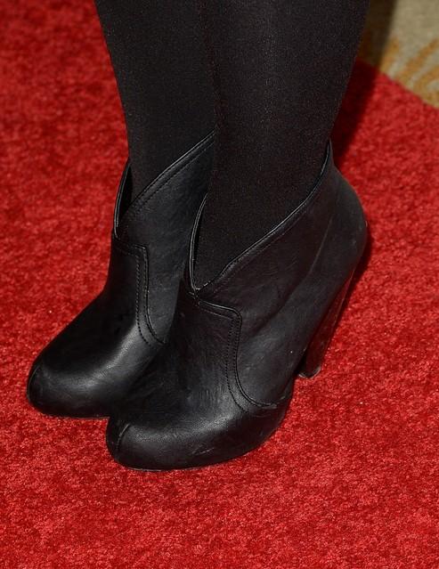 Renee Felice Smith's Ankle boots
