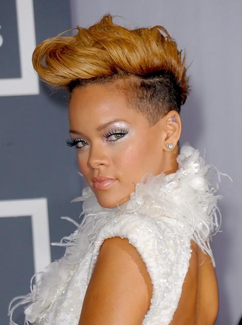 Excellent 16 Pompadour Amp Quiff Hairstyles For Women Pretty Designs Short Hairstyles For Black Women Fulllsitofus