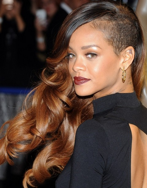 Rihanna Hairstyles Gallery 28 Hair Pictures Pretty
