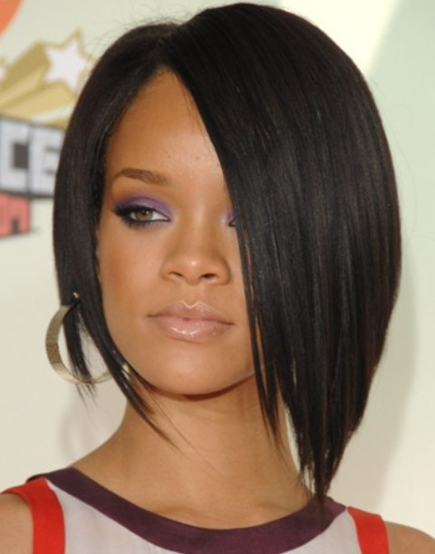 Fabulous Rihanna Hairstyles Gallery 28 Rihanna Hair Pictures Pretty Designs Short Hairstyles Gunalazisus