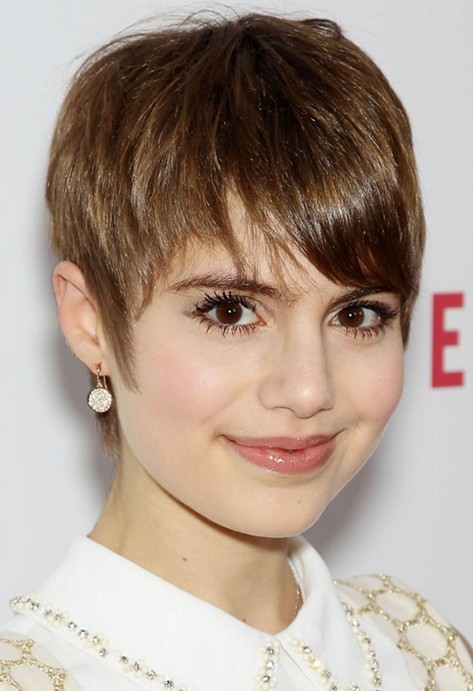 Sami Gayle's Short Hairstyles: Cute Haircut
