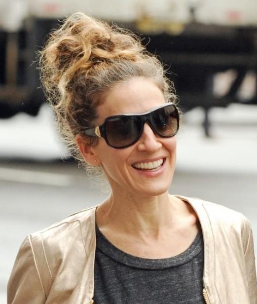 Sarah Jessica Parker Hairstyles Celebrity