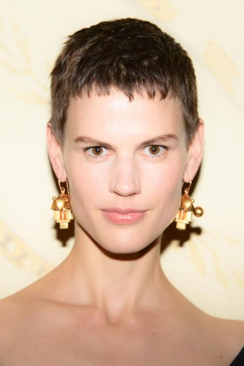 SaskiaDeBrauw's short hairstyles