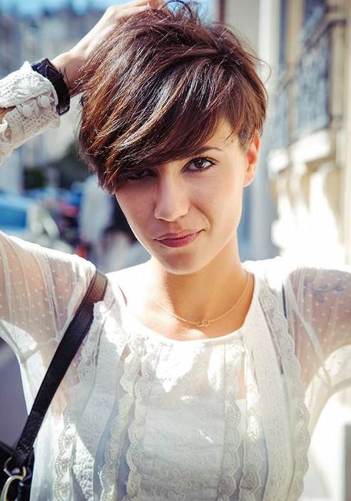 90 Chic Short Hairstyles & Haircuts for 2016