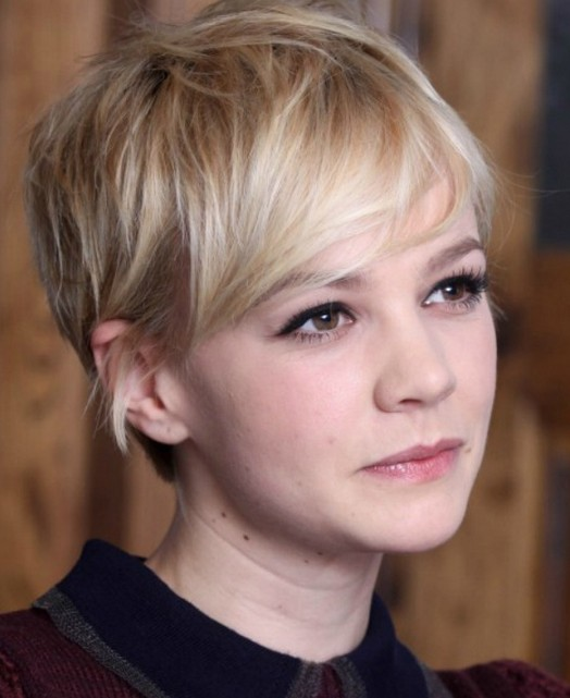 Short Hairstyles for 2014 - Pixie cut