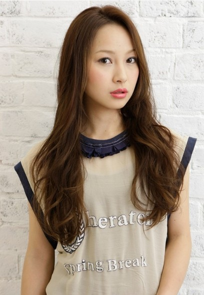 Hairstyles For Long Hair Asian Girl : Fabulous Hairstyles for Asian Women - Pretty Designs