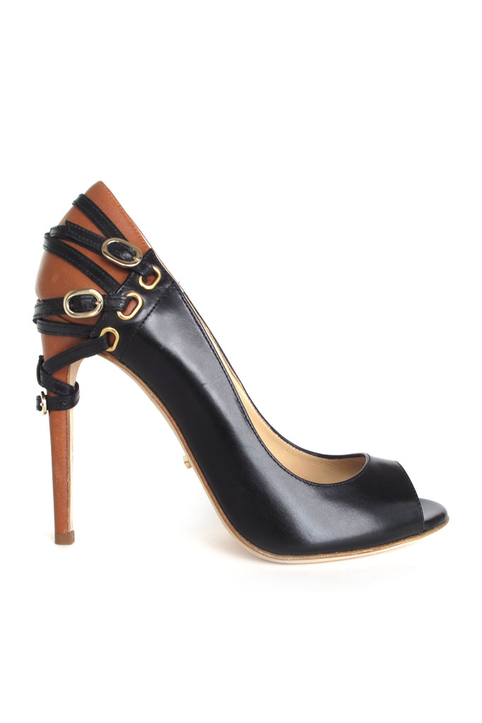 Spring 2014 Jerome C. Rousseau Pumps