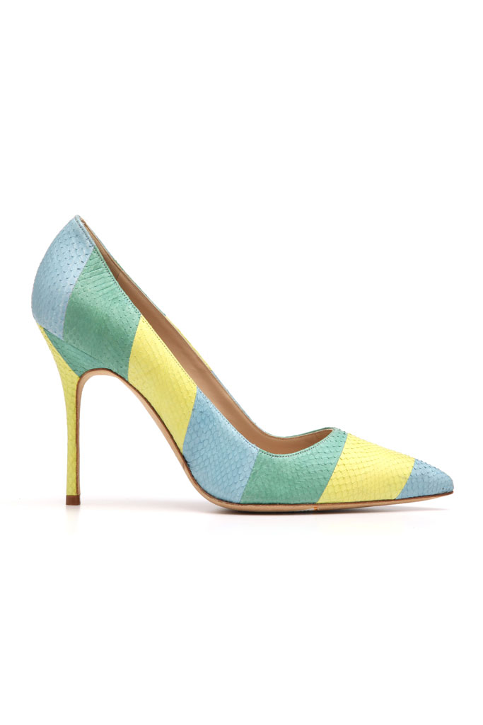 Spring 2014 Manolo Blahnik Pumps