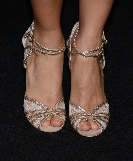 Thandie Newton's Gladiator Heels
