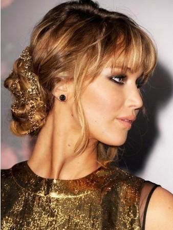 Tremendous 5 Amazing Hairstyles For Christmas Pretty Designs Short Hairstyles Gunalazisus