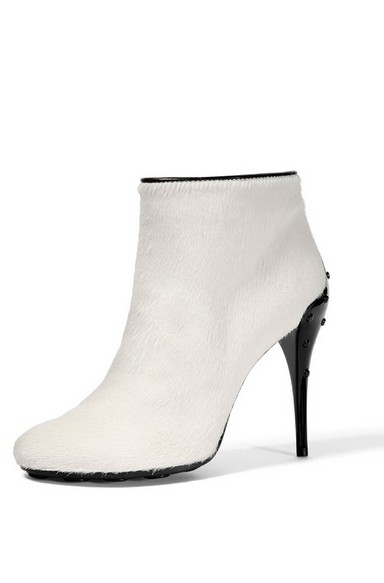 Tod's White Boots