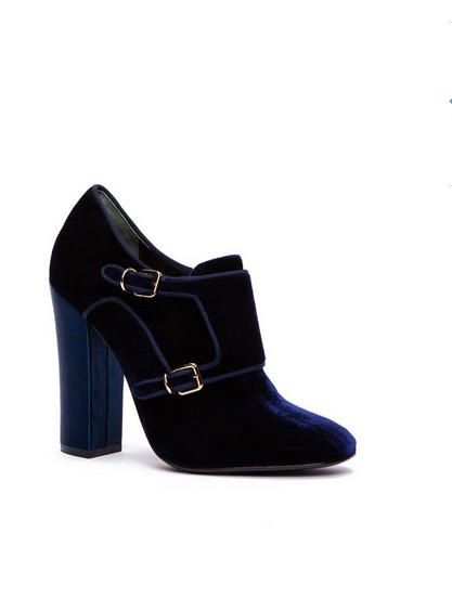 Tory Burch Blue Boots