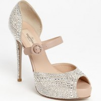 Valentino 'Microstud' Mary Jane Pump