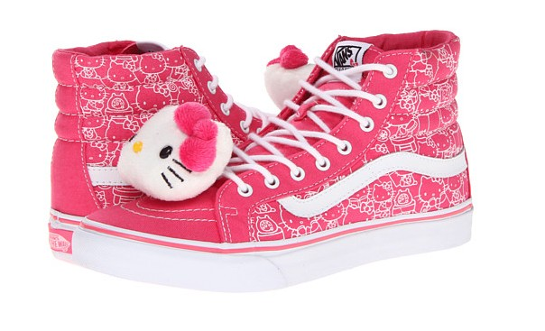 Vans SK8-Hi™ Slim (Hello Kitty)