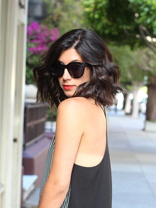 Bob Hairstyles: The 30 Hottest Bobs of 2015 – Bob Hair Inspiration ...