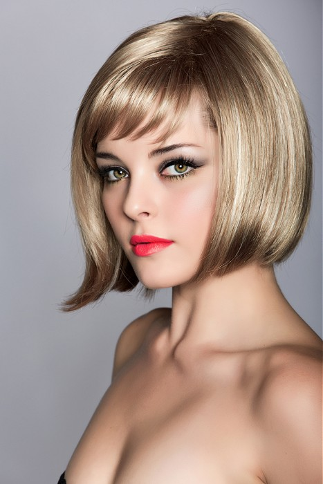 Magnificent 15 Cute Short Amp Medium Straight Hairstyles For A Dreamlike Barbie Hairstyles For Women Draintrainus
