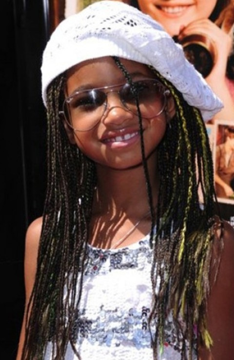Willow Smith Hairstyles Pretty Long Braids Pretty Designs