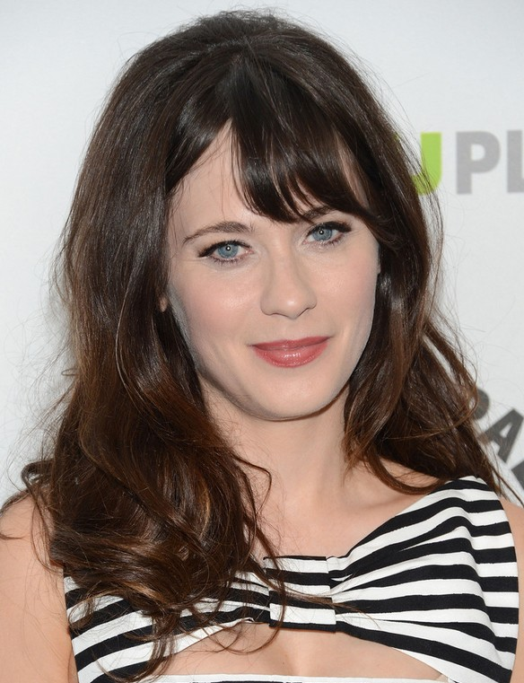 Hairstyles Zooey Deschanel : 27 Zooey Deschanel Hairstyles - Pictures of Zooeys Haircuts - Pretty ...